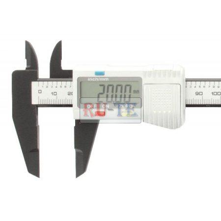 Digitális tolómérő, Carbon 150 mm