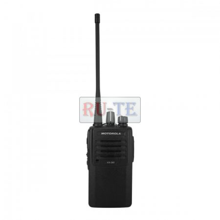 Motorola VX-261 UHF 403-470MHz ipari kivitelű engedélyköteles adóvevő