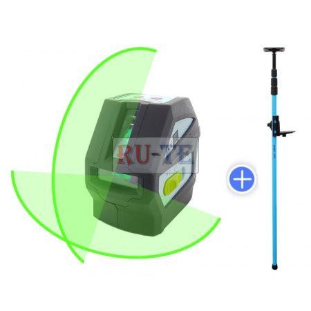 hedue L1G zöld vonallézer szett