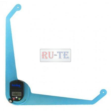 Digitális vastagságmérő és szögmérő
